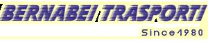 Bernabei Trasporti Logo